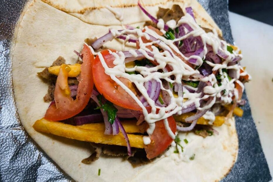 Laziz Ya Lebanese Food Truck