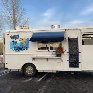 What the Crepe Food Truck