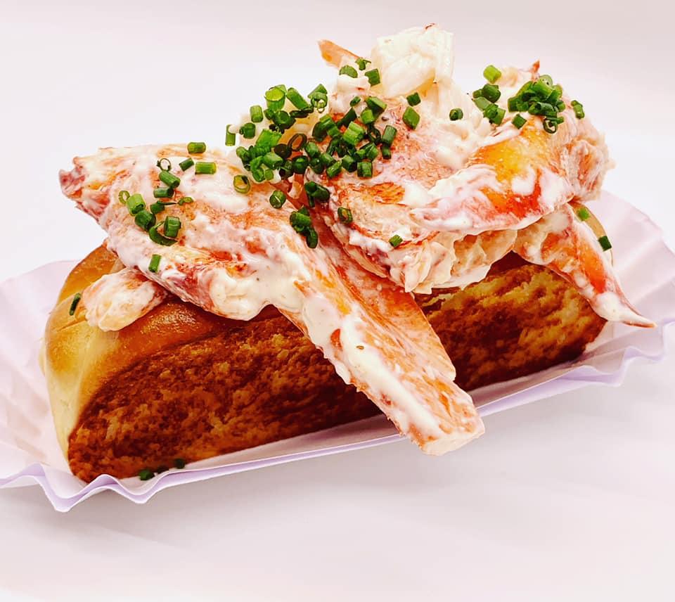Food Truck: Rock N Lobster Roll